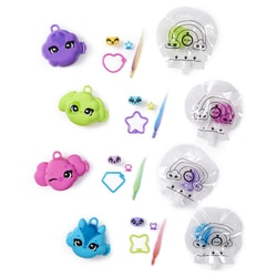 Pack de 4 Rainbow Jellies