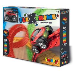 Circuit de voiture Flextreme - set découverte