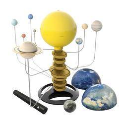 Système solaire mobile