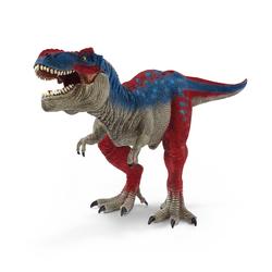 Dinosaure Tyrannosaure Rex bleu