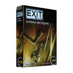 Exit le jeu - La maison des énigmes