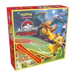 Jeu d'initiation Pokémon - Académie de combat