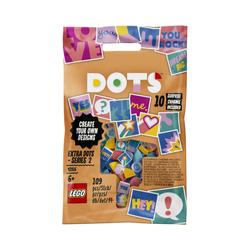 41916 - LEGO® DOTS - Tuiles de décoration série 2