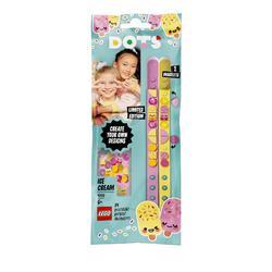 41910 - LEGO® DOTS - Les bracelets crème glacée