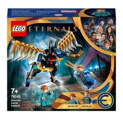76145 - LEGO® Marvel Super Heroes - L'attaque aérienne des Éternels