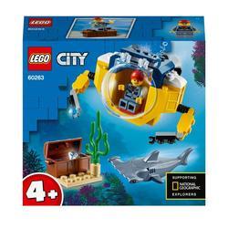 60263 - LEGO® City - Le mini sous-marin