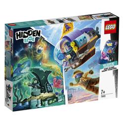 70433 - LEGO® Hidden Side - Le sous-marin de J.B.