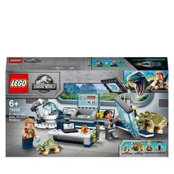 75939 - LEGO® Jurassic World - Le labo de Dr Wu l'évasion des bébés dinosaures