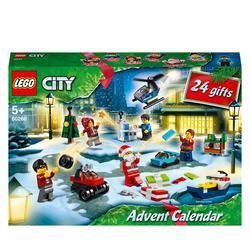 60268 - Calendrier de l'Avent LEGO® City