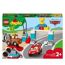 10924 - LEGO® DUPLO® Disney Pixar Cars Le Jour de course de Flash McQueen