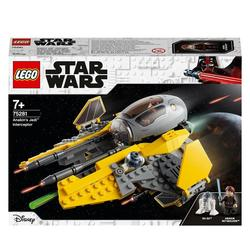 75281 - LEGO® Star Wars - L'intercepteur Jedi™ d'Anakin