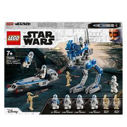75280 - LEGO® Star Wars - Les Clone troopers de la 501ème légion