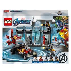 76167 - LEGO® Marvel Avengers - L'armurerie d'Iron Man