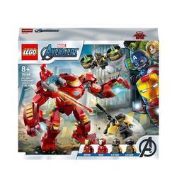 76164 - LEGO® Marvel Avengers - Iron Man Hulkbuster contre deux agents de l'A.I.M.
