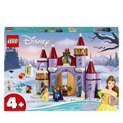43180 - LEGO® Disney La fête d'hiver dans le château de Belle