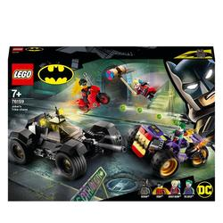 76159 - LEGO® DC Comics Super Heroes - La poursuite du Joker en moto à 3 roues