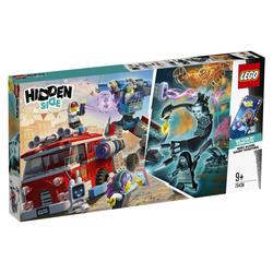 70436 - LEGO® Hidden Side - Le camion de pompiers Phantom 3000