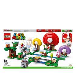 71368 - LEGO® Super Mario - Ensemble d'extension La chasse au trésor de Toad