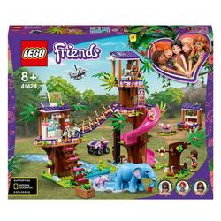 41424 - LEGO® Friends - La base de sauvetage dans la jungle