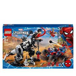 76151 - LEGO® Marvel Spider-Man L'embuscade du Venomsaurus
