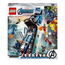 76166 - LEGO® Marvel Avengers - La tour de combat des Avengers