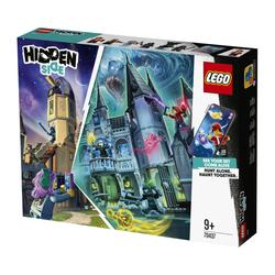 70437 - LEGO® Hidden Side - La forteresse hantée