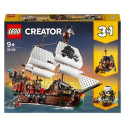 31109 - LEGO® Creator - Le bateau pirate