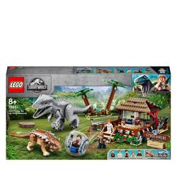 75941 - LEGO® Jurassic World - L'Indominus Rex contre l'Ankylosaure