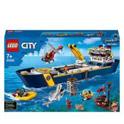 60266 - LEGO® City - Le bateau d'exploration océanique