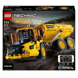 42114 - LEGO® Technic - Le tombereau articulé Volvo 6x6