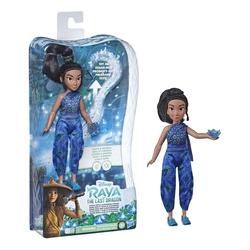 Disney Princess - Jeune Raya et fleur de Kumandra - Raya et le Dernier Dragon