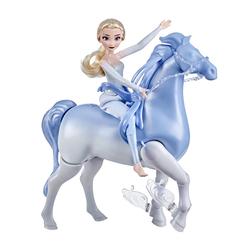 Poupée Elsa et Nokk interactif - La Reine des Neiges 2