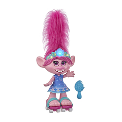 Poupée Poppy Cheveux Dansants - Trolls
