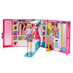 Poupée Barbie - Dressing deluxe