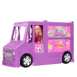 Food truck de Barbie