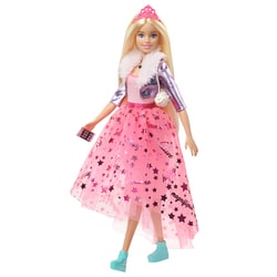 Poupée Barbie Princess Adventure