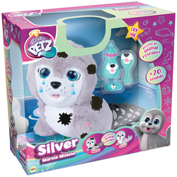 Silver, mon bébé phoque