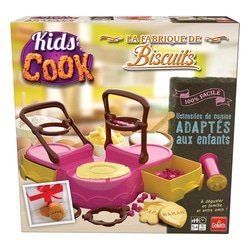 Fabrique de biscuits Kids Cook