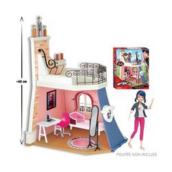 La chambre de Marinette - Miraculous