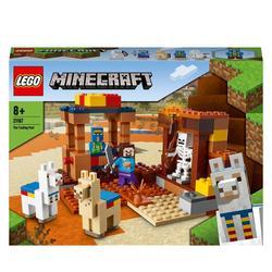 21167 - LEGO® Minecraft™ - Le comptoir d'echange