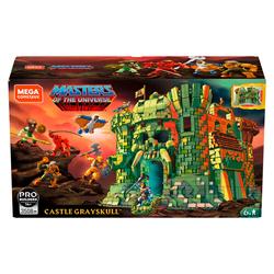 Mega Construx-Motu Greyskull Castle-Briques de construction