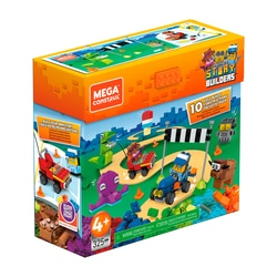 Briques de construction Megabloks - Ultimate Storybox 390