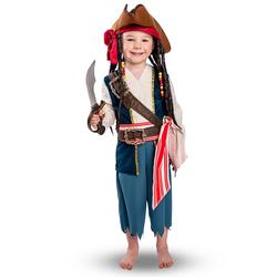 Déguisement Captain Jack 8/10 ans