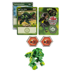 Pack de 1 Bakugan Ultra Saison 2 - Armored Alliance