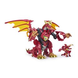 Bakugan - Figurine de combat Dragonoid Infinty