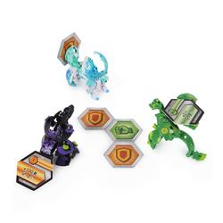 Bakugan - Coffret Gear-Up Saison 2