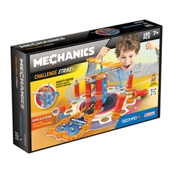 Gomag Mechanics challenge Strike 185 pièces