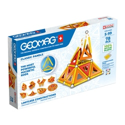 Geomag ecofriendly panels 78 pièces