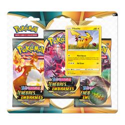 Pokémon pack Épée et Bouclier - Ténèbres embrasés