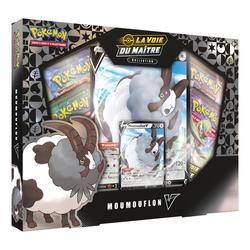 Pokémon coffret 4 boosters 3.5 septembre - coffret Moumouflon
